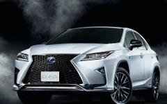 【レクサス RX 新型】「RXを超えていく」コンセプトにデザイン刷新…495万円から 画像