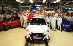 英国自動車生産15.5%増、各社がフル生産に…9月 画像