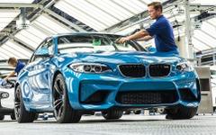 BMW M2クーペ、ドイツ工場で生産開始 画像