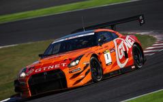 【スーパー耐久 最終戦】残り5分で大逆転、GTNET ADVAN GT-Rが総合優勝 画像