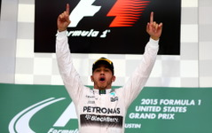 【F1 アメリカGP】ハミルトンが優勝…3度目のワールドチャンピオンに輝く 画像