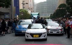 【東京モーターショー15】往年の名車81台が都内を疾走…60周年記念パレード[動画] 画像