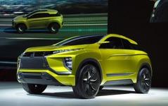 【東京モーターショー15】三菱 eXコンセプト…SUVとEV、強みを形に[詳細画像] 画像