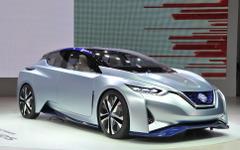【東京モーターショー15】日産 IDS コンセプト…「操縦もできる」AI搭載の自動運転カー[詳細画像] 画像