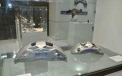 【東京モーターショー15】曙ブレーキ、高性能ブレーキシステムで欧州市場の攻略を目指す 画像
