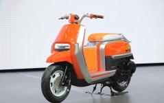 【東京モーターショー15】スズキ ハスラースクート…今度は「遊べるスクーター」[詳細画像] 画像