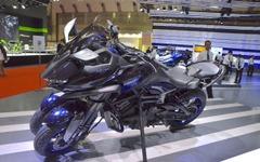 【東京モーターショー15】ヤマハ、850ccの3輪発売か!? 旋回力に絶対の自信 画像