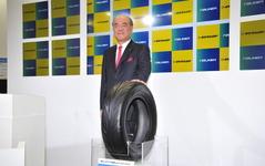 【東京モーターショー15】SPring-8、J-PARC、京を駆使するタイヤ設計技術…住友ゴム工業 画像