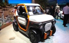【東京モーターショー15】マイクロEVの新たな可能性…ホンダ MBEVコンセプト 画像