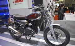 【東京モーターショー15】音色を奏でそうなバイク、ヤマハ レゾネーター125 画像