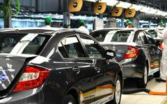 日系自動車メーカーの海外生産、過去最多を更新し900万台に迫る…2015年上半期 画像
