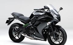 カワサキ Ninja 400、2016年モデル発売…カラー&グラフィック変更 画像