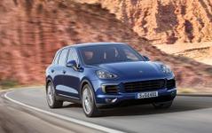VW のディーゼル不正、ポルシェ に拡大… カイエン にも違法ソフト 画像
