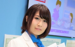 【東京モーターショー15】コンパニオン…自動車標板協議会 画像