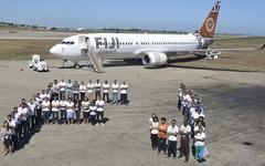 フィジー・エアウェイズ、ナンディ=シンガポール直行便を開設へ…来年4月5日 画像