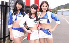 【サーキット美人2015】スーパー耐久シリーズ編19『ターマックプロレーシング レースクイーン』 画像