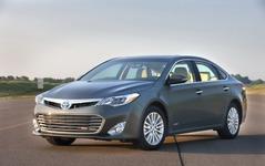 米トヨタ、アバロン と レクサスES をリコール…自動ブレーキが誤作動 画像