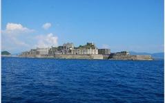 プリンセスクルーズ、3コースで「軍艦島」遠望できるように 画像