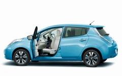 【日産 リーフ 改良新型】福祉車両、LVシリーズも12月24日に同時発売 画像