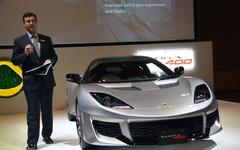 【ロータス エヴォーラ 400】V6スーパーチャージャーは400馬力、42kgの軽量化が活きる走り 画像