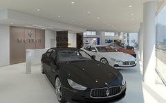 マセラティ、国内初の認定中古車専売拠点を静岡市にオープン…11月19日 画像
