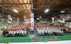 日産 メキシコ工場、エンジン累計生産1100万基…33年で到達 画像