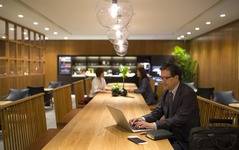 キャセイパシフィック航空、台湾桃園国際空港に新ラウンジをオープン 画像