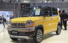 【東京モーターショー15】スズキ ハスラー JスタイルII…個性を強めた都会派SUV[詳細画像] 画像