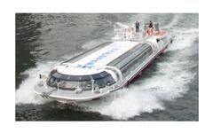 初詣は水上バスで…東京水辺ラインお正月クルーズイベント 画像