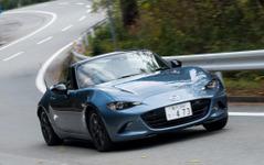 【マツダ ロードスター RS 試乗】欧州スポーツモデルに肉薄するような走り…井元康一郎 画像