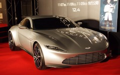 最新ボンドカー、アストンマーティン DB10 が日本初公開…『007 スペクター』 画像