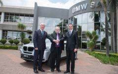 BMW、南ア工場に投資…次期 X3 生産へ 画像