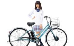 ブリヂストンサイクル、通学用電動アシスト「アルベルトe」2016年モデル発売 画像