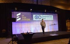 【ロサンゼルスモーターショー15】1時間5ドルでEVを借りてuberドライバーとして仕事できる…新サービス「EverCar」 画像