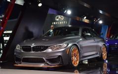 【ロサンゼルスモーターショー15】最速の BMW 、M4 GTS…北米初公開 画像