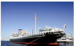 日本郵船氷川丸、累計入場者数が200万人を達成 画像
