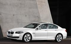BMW 5シリーズ、米国でリコール…チャイルドシートが固定できない 画像