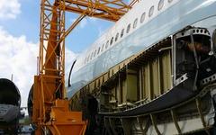 キャセイパシフィック航空、今年退役のエアバスA340をリサイクル 画像