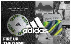 アディダス、FIFA Club World Cup Japan 2015公式試合球を発表 画像