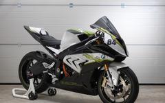 BMW、電動スポーツバイク eRR を公開…見るからにレーシー 画像