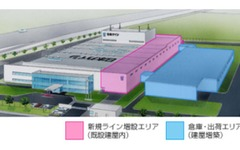 日本ガイシ、自動車排ガス浄化用触媒担体の生産能力を増強…石川工場で年1300万個 画像