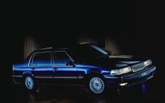 【デトロイトモーターショー16】ボルボの最上級車 S90、18年ぶり復活へ 画像