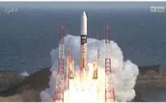 商業衛星を初めて搭載したH-IIAロケット29号機、打ち上げ成功 画像