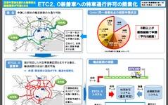 国交省、ETC2.0搭載の特殊車両の通行許可を簡素化へ 画像