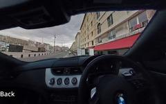高級輸入車で世界を走る…ガリバー、バーチャルドライブアプリを公開 画像