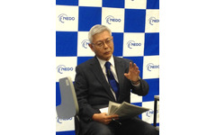 NEDO 古川理事長「燃料電池車は素晴らしいがインフラが足りない」 画像
