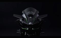バイクらしいスピード感…カワサキ Ninja H2 のティザー動画が映文連アワード受賞 画像