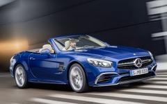【ロサンゼルスモーターショー15】メルセデス SL、「65 AMG」にも改良新型…V12ツインターボは630馬力 画像