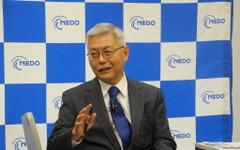 NEDO古川理事長「投資効果の早期実現と最大化」を目指す 画像