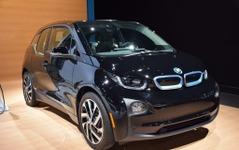 【ロサンゼルスモーターショー15】BMW i3 シャドウ スポーツ…クールなスポーツEVに[詳細画像] 画像